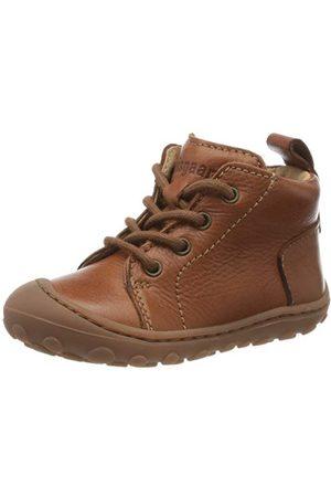 Bisgaard Unisex barn gerle Lace Sneaker, Cognac 66-19 EU