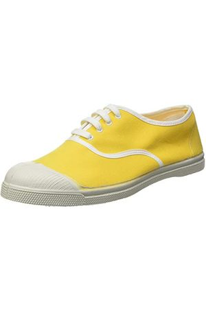 Bensimon Herr Les tennis vintage sneakers, Citron - 41 EU