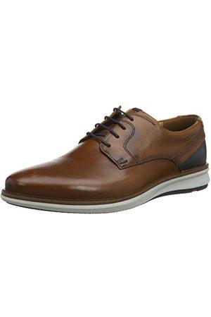 Lloyd Herr Milano Sneaker, Whisky midnatt brun40.5 EU