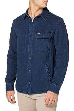 Wrangler Herr Overshirt tröja