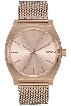 Nixon Unisex analog kvartsklocka med rostfritt stålrem A1187-897-00