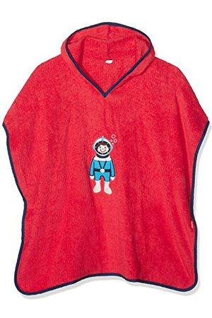 Playshoes Frottéponcho, badponcho dykare