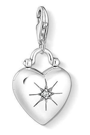 Thomas Sabo Kvinna Halsband - Dam medaljong hänge 1746-643-14