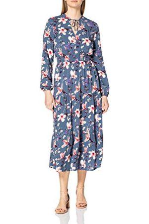 ONLY Damer Onlnova Life L/S oli långärmad klänning aop wvn klänning