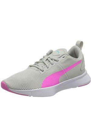PUMA Unisex vuxen 192257 väg löpning sko, Gray Violet Luminous Pink - 7.5 UK
