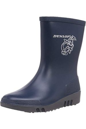 Dunlop Boots - Barn gummistövlar Acifort Mini 30, unisex barn halvskola gummistövlar, 04-30 EU