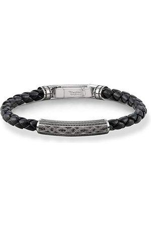 Thomas Sabo Män silver rep armband – A1407-805-11-L17.5