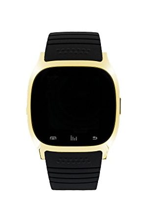 Bsmart Unisex digital klocka med gummiarmband BS-B5