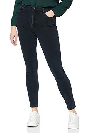 Vero Moda Dam VMSOPHIA HR skinny strass jeans, , 32 (medium)