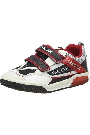Geox Pojkar J Inek D Pojke A Sneaker, C0050-25 EU