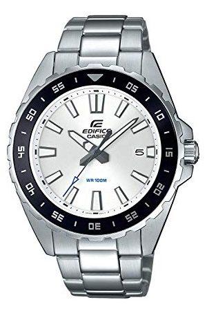 Casio Herr analog kvartsklocka med rostfritt stål armband EFV-130D armband