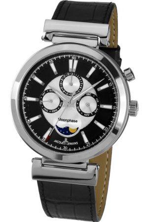 Jacques Lemans Verona 1-1698A herr läderrem klocka