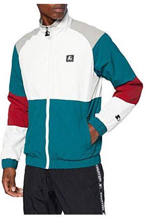 STARTER BLACK LABEL Herr Color Block Retro Jacket värmeskjorta