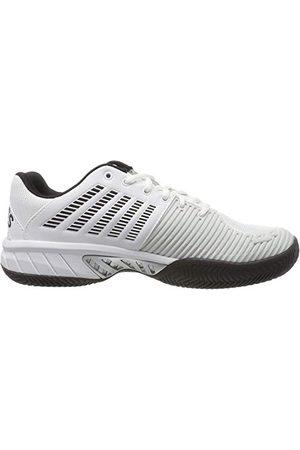 Dunlop Herr EXPRESS LIGHT 2 HB sneaker, svart/alger , 41,5 EU