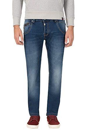 Timezone Herr Regular Haroldtz Rough Straight Jeans