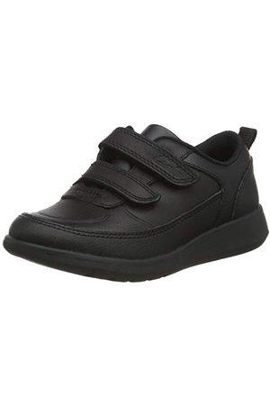 Clarks Pojkar Scape Flare T uniformsko, läder26 EU