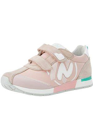 Naturino Flicka Sneakers - Flicka Fresh Vl. Sneaker, Cipria - 25 EU