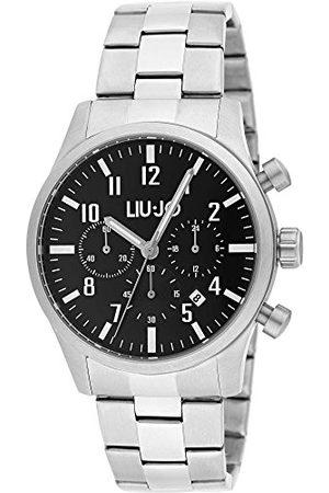 Liu Jo Herr kronograf kvartsur med rostfritt stål armband LJW-TLJ1234