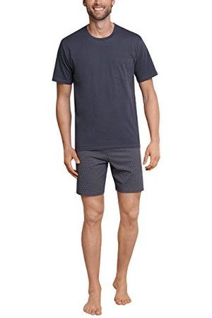 Schiesser Herr kostym kort pyjamas set