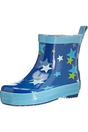 Playshoes Lekskor unisex barns välsignelser regnstjärnor Wellington gummikängor