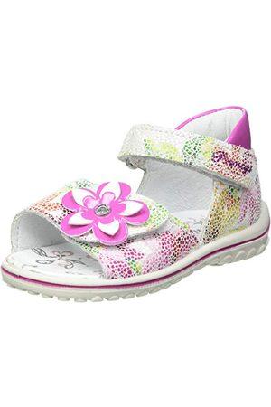 Primigi Baby-flickor Psw 73756 sandal, Argento21 EU