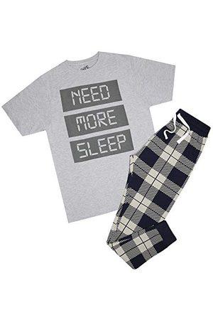 GAME ON Mäns behöver mer sömn pyjamas set pyjamas