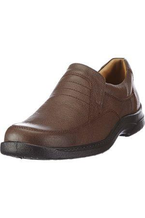 Jomos Feetback, vardaglig för män, Brown Capucino46 EU