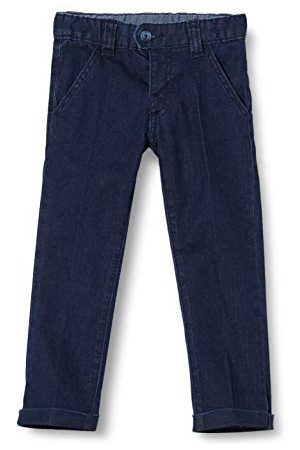 Brums Baby pojkar byxa denim stretch rå jeans