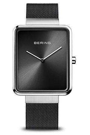 Bering Herr analog kvartsklocka med rostfritt stål armband 14533–102