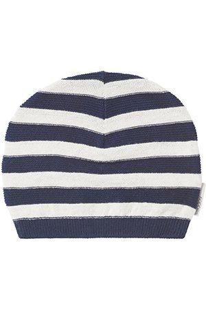 Noppies Unisex babymössa U Hat Knit Dongo, (Dark Indigo C152), nyfödd (tillverkarstorlek: 0M-3 M)