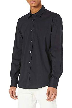 Antony Morato Herr CAMICIA BASICA MILANO super slim (EX MMSL00375) tröja, bläckblå, Xx-Large