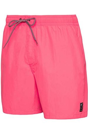 Protest Herr Fast Shorts, Pink (Neon Pink 333), Small