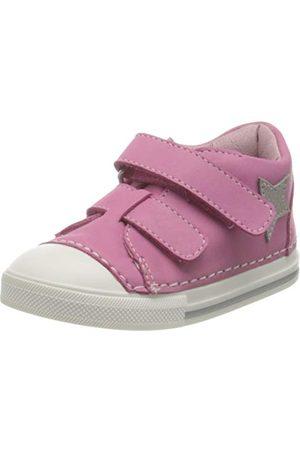 Däumling Baby flicka Efna sneakers, rosa22 EU