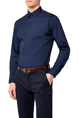 Selected Män Shdonephil Shirt Ls Noos affärströja
