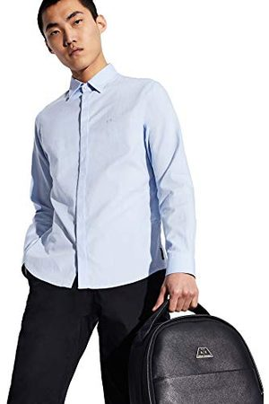 Armani Herr Oxford Cotton Businesshemd