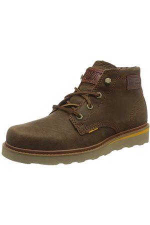 Caterpillar Herrar P724712_42 lace-up Shoes, Brown, EU