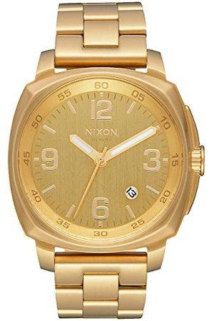 Nixon Herr analog kvarts smartklocka armbandsur med rostfritt stål armband A1072-502-00