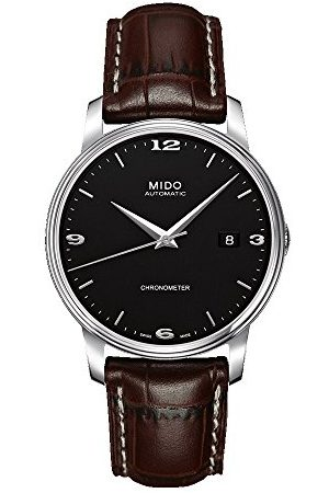 MIDO Herr analog automatisk klocka med rostfritt stål armband M0104081605110