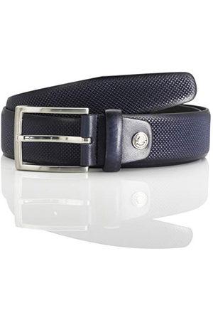 Lindenmann Herr Belt 1000392-040-110 bälte, blå, 10