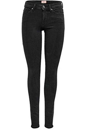 Only Endast kvinnor ONLSHAPE LIFE REG SKINNY BB AG533 jeans, , S/34