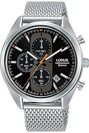 Lorus Herr analog kvartsklocka med metallarmband RM351GX9