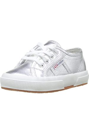 Superga Unisex Barn 2750 Cotmetu lågtoppsneakers