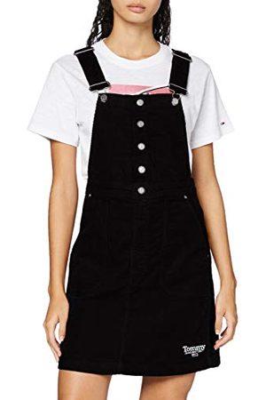 Tommy Hilfiger Dam crossback dungaree-klänning