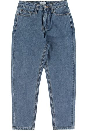 Grunt Jeans - Mom - Authentic Blue