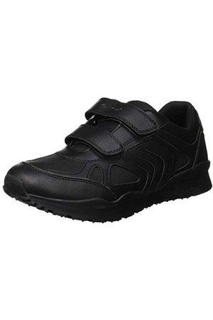Geox Pojkens J Pavel F låg-topp-sneakers
