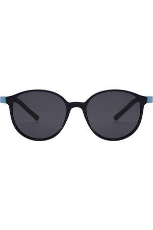 Mokki Solglasögon - Solglasögon - Polariserat - Marinblå