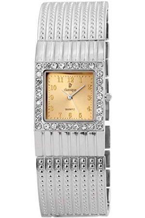 Classique Klassisk herr analog kvartsklocka med inget armband 100424500139