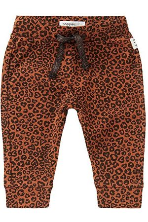 Noppies Baby-flicka G Slim Fit Pants Bergville AOP byxa