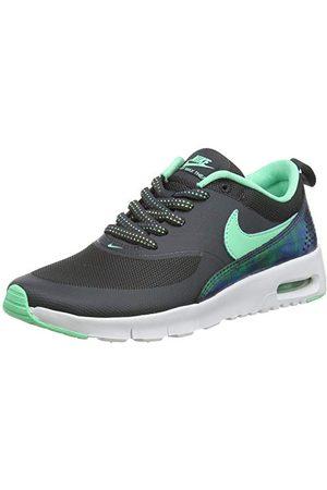 Nike Unisex barn Air Max Thea Print Gs 820244-002 sneakers, grå, 820244 002-35.5 EU