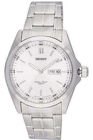 Orient Herr analog kvartsklocka med rostfritt stål armband FUG1H001W6